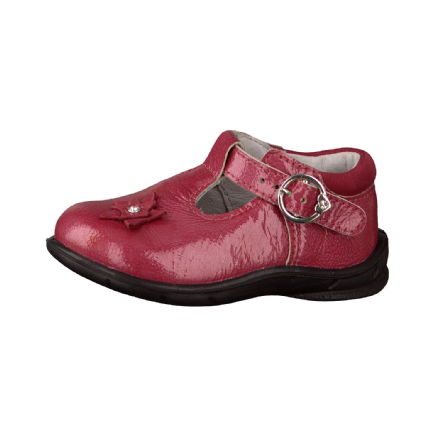 Ricosta WINSY BABY Leather Shoes (Pink Patent)